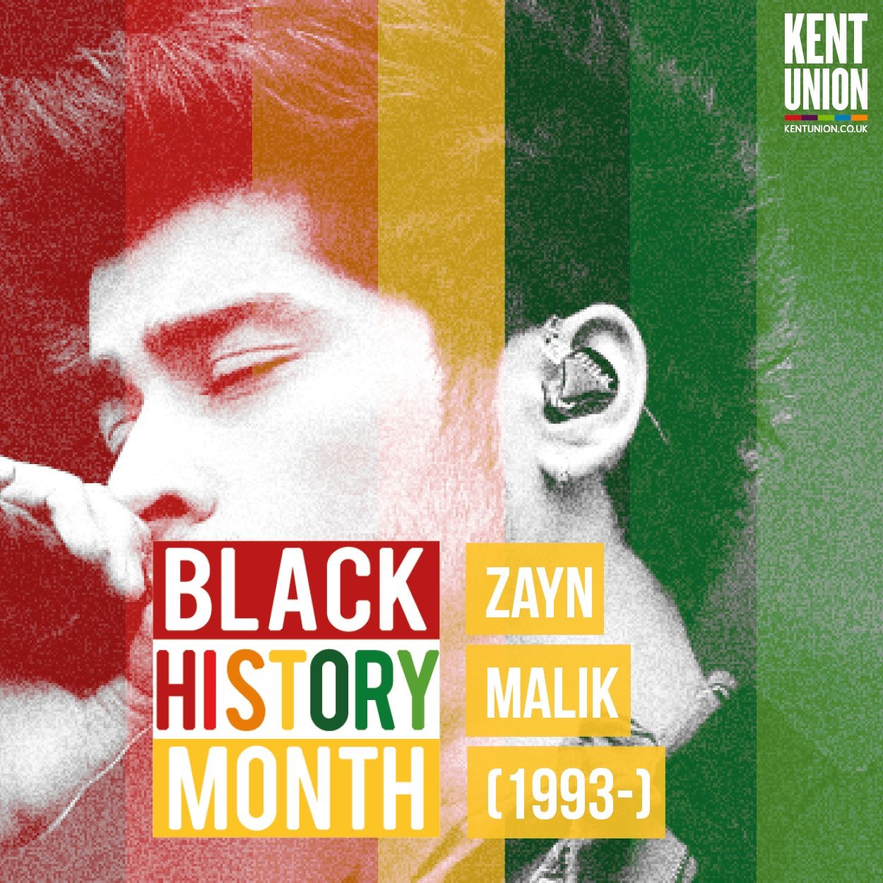 Introducing Zayn Malik and other non-black cornerstones of Black History