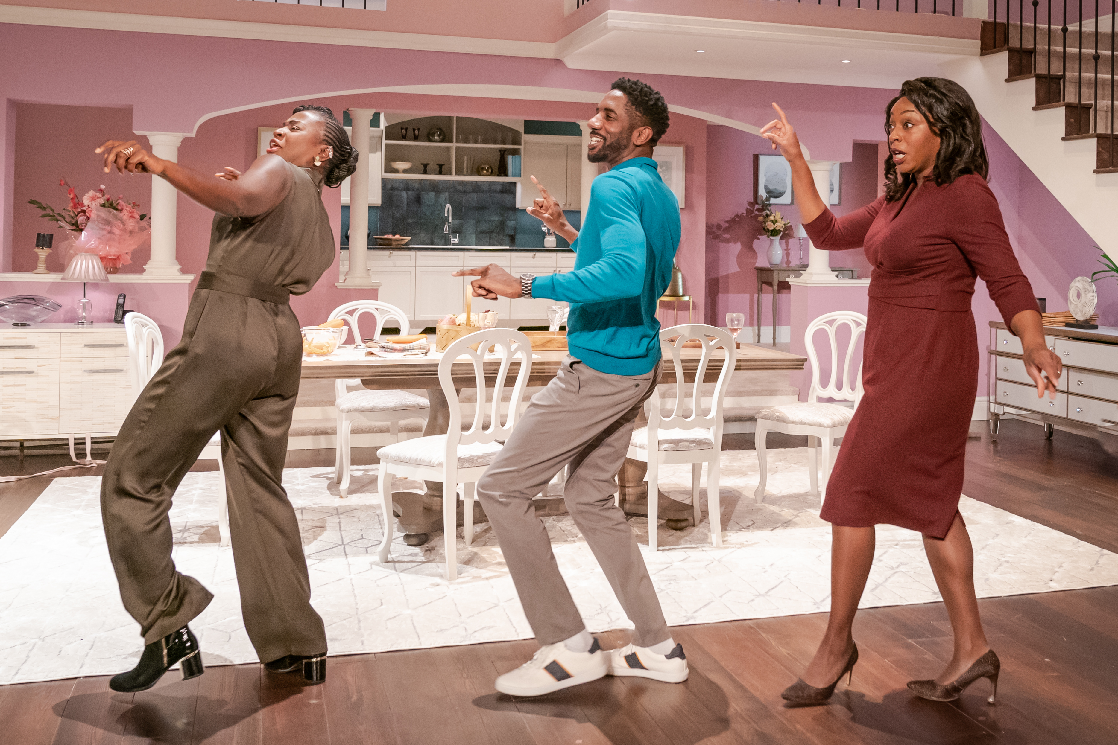 Fairview is the play daringly questioning how we see black cross-Atlantic culture