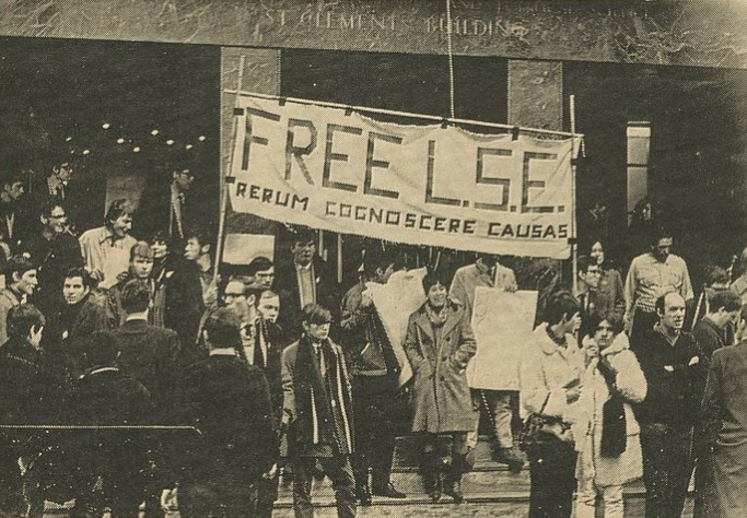 The history of anti-racist student occupation movements in the UK