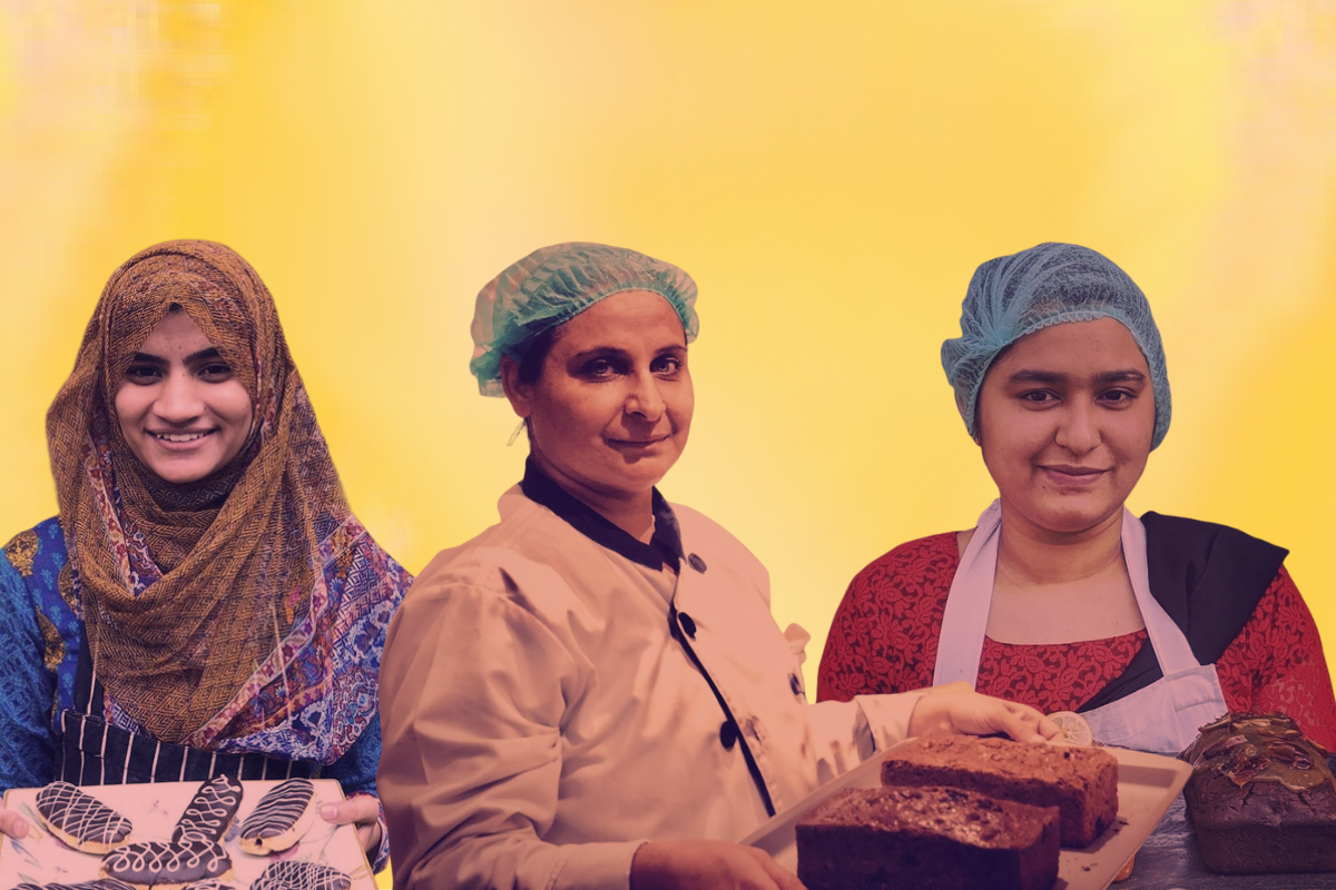 Go Flour, the bakery in Pakistan giving local women a place to blossom