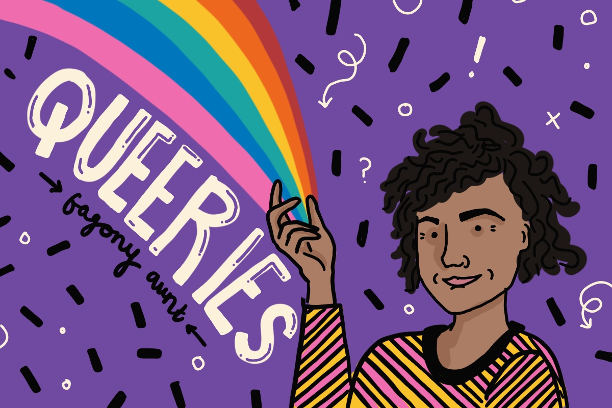 Queeries: meet Aisha Mirza, answering your questions on QTIBPOC life, health and desire