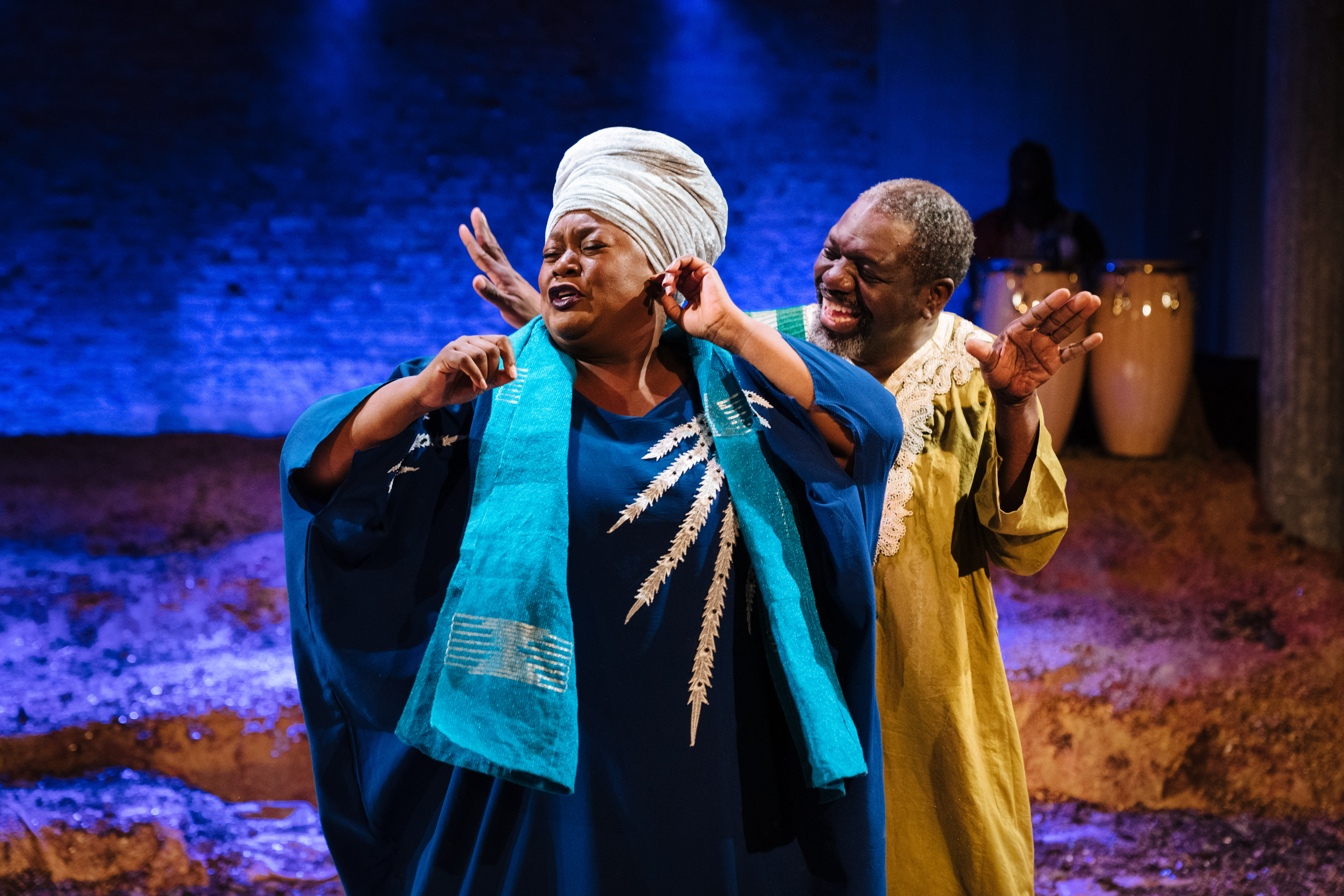 The High Table celebrates black queer love and Nigerian ancestry on stage