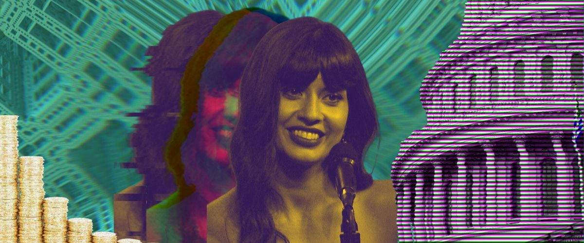 This week the Tories and Jameela Jamil went to the bad place