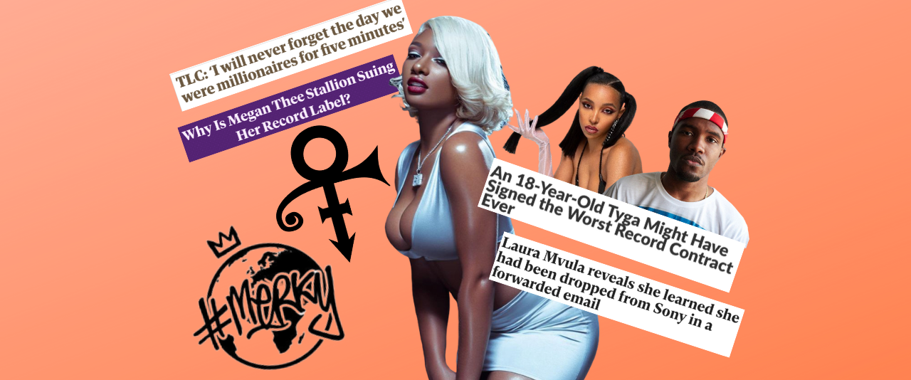 Can black artists counter music industry exploitation?