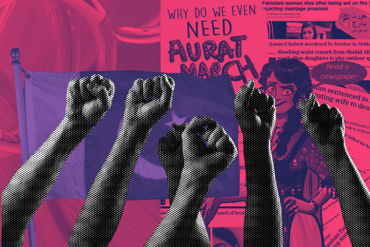 This week, anti-Asian racism persists and activists resist patriarchy at the Aurat March