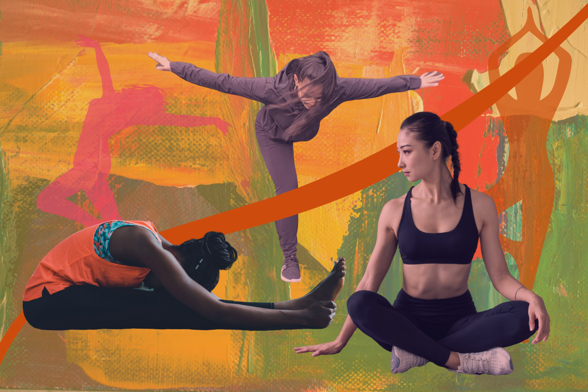 Staying indoors? Here are five online workouts by women of colour