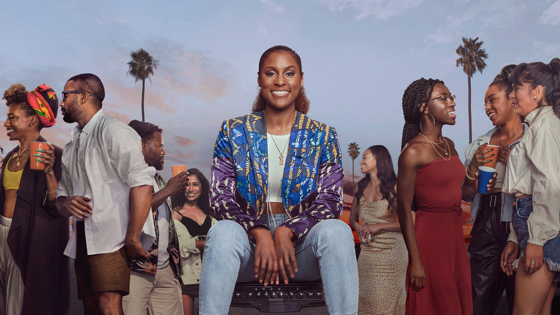 Watching Insecure just makes it all feel better