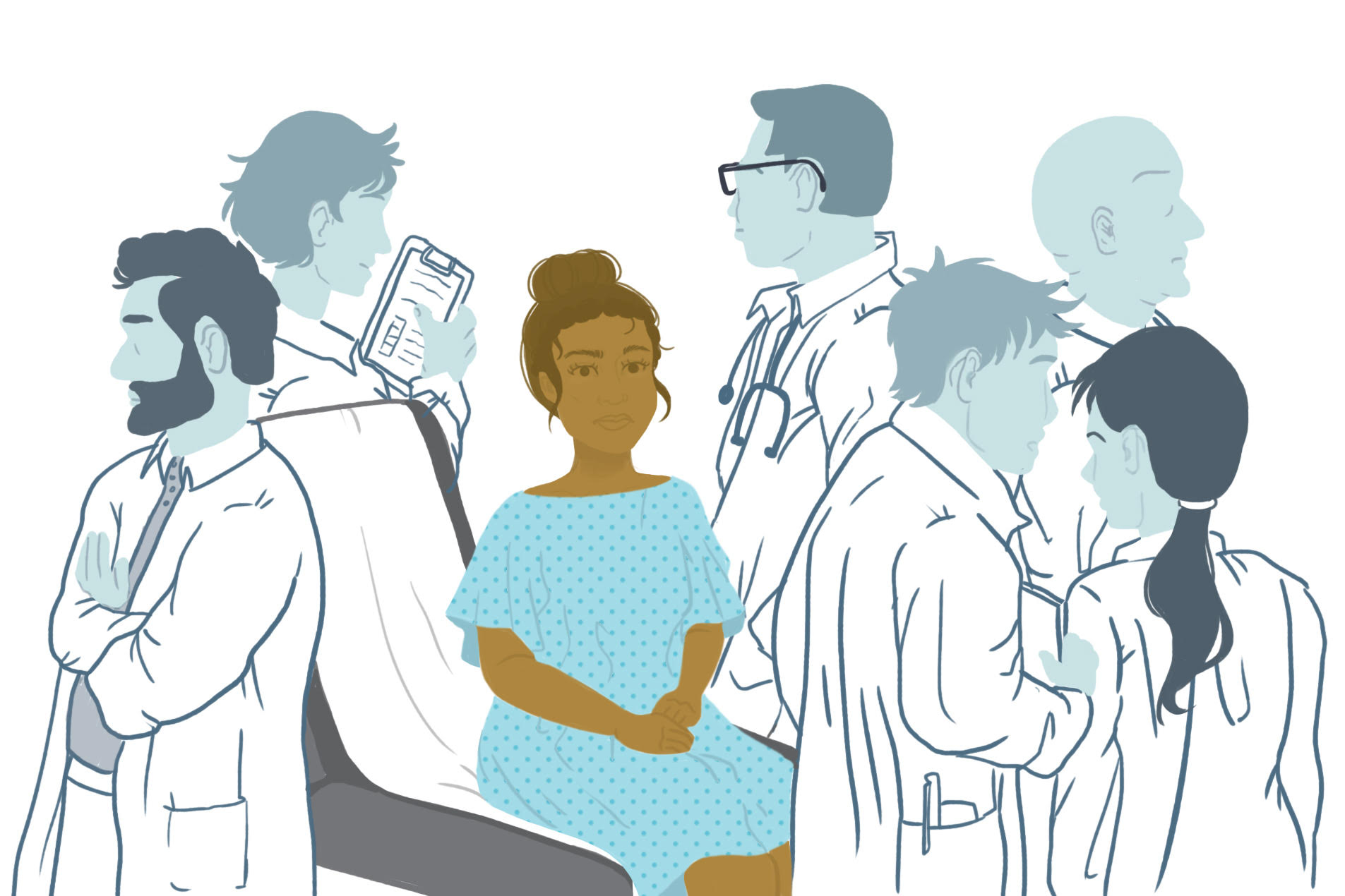 Diagnosis, expected: what I experienced during treatment shows health disparities aren't as random as we think