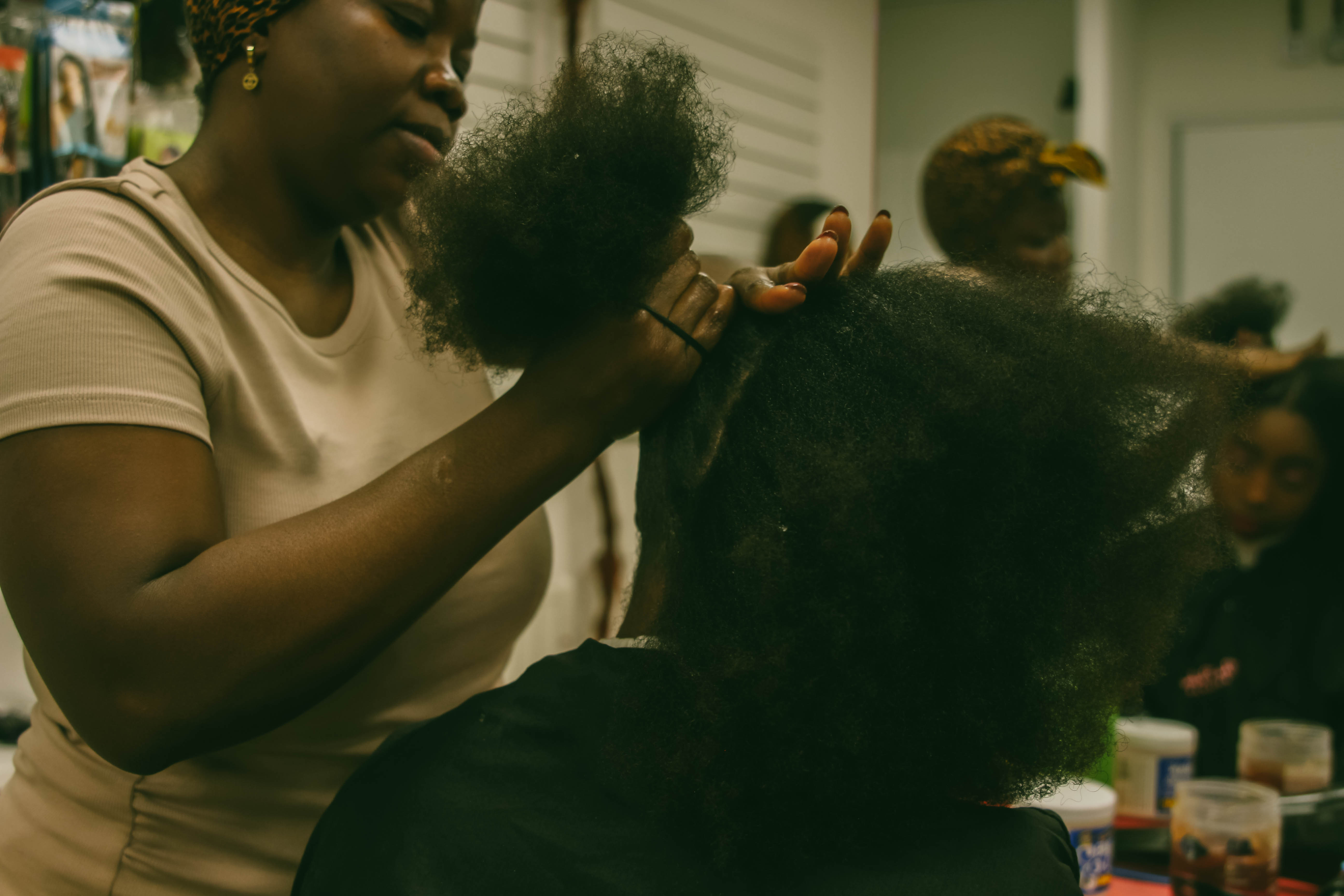 Afro Answers: why your hair type isn't actually 4C and how to stop hair loss
