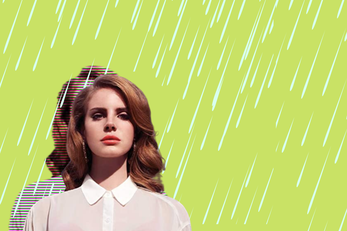 I guess I can't cry to Lana Del Rey in the shower anymore