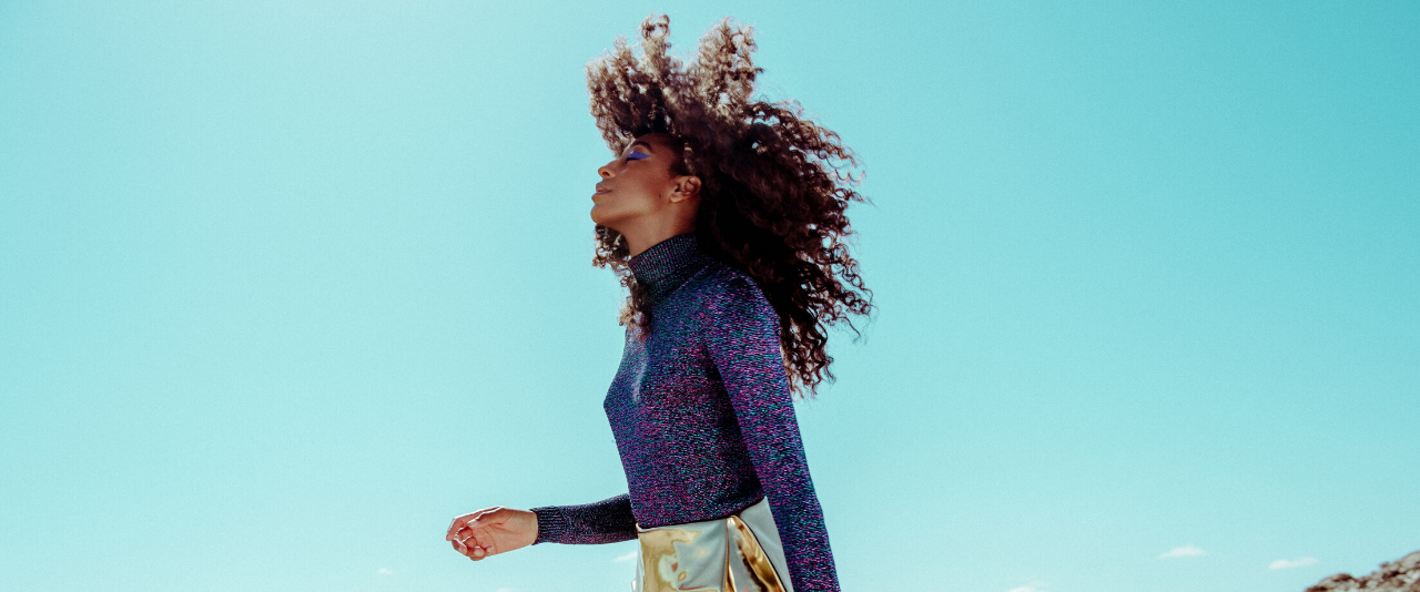 gal, put your records on: a playlist for ecstatic mornings from Corinne Bailey Rae