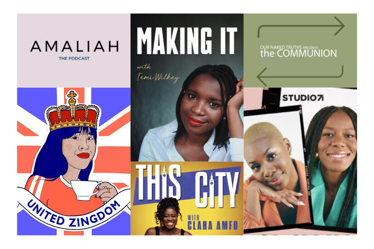 Soothe your nerves and flex your imagination with our favourite new podcasts