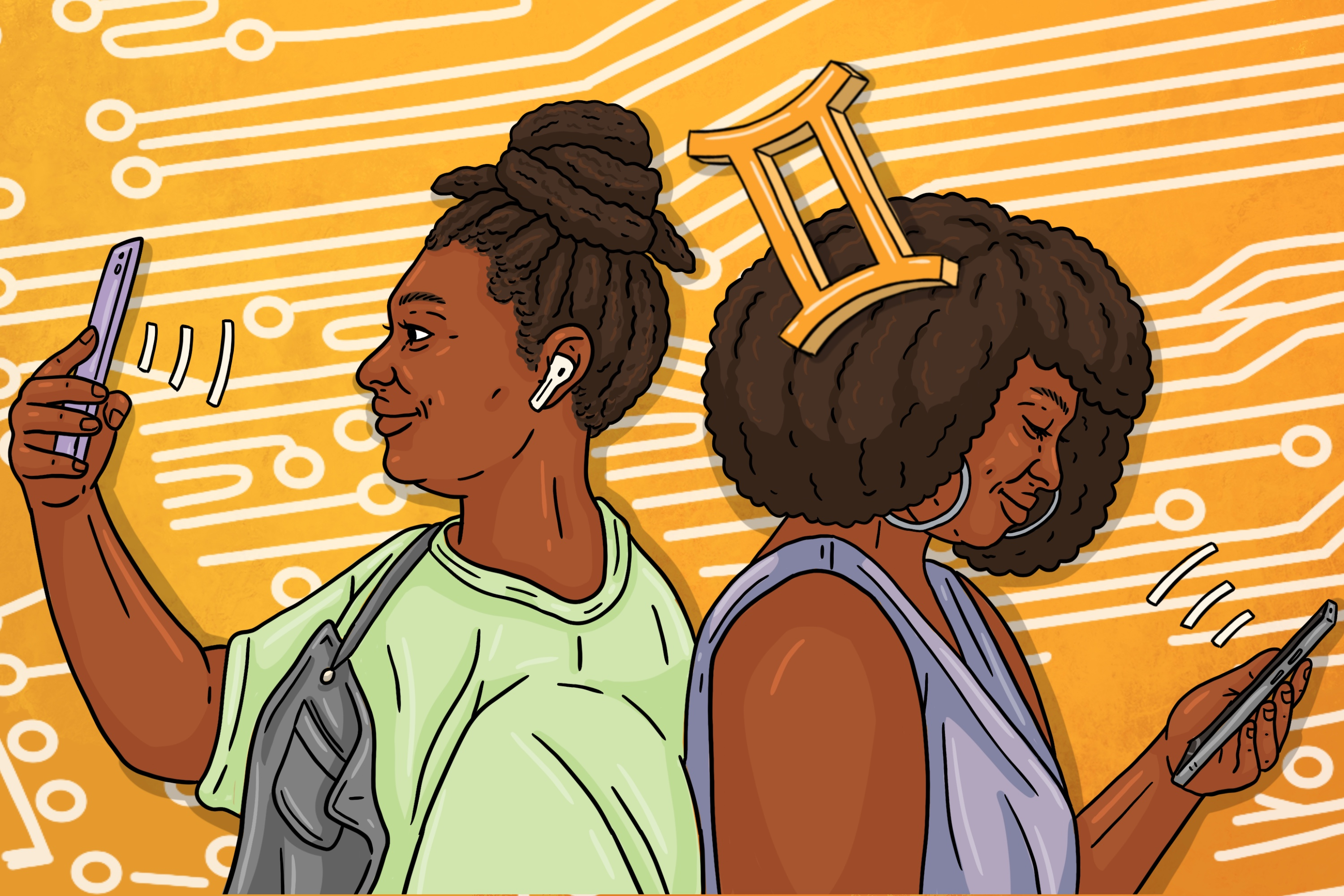 gal-dem monthly horoscopes: the winds of Gemini season are stoking the fires of revolution