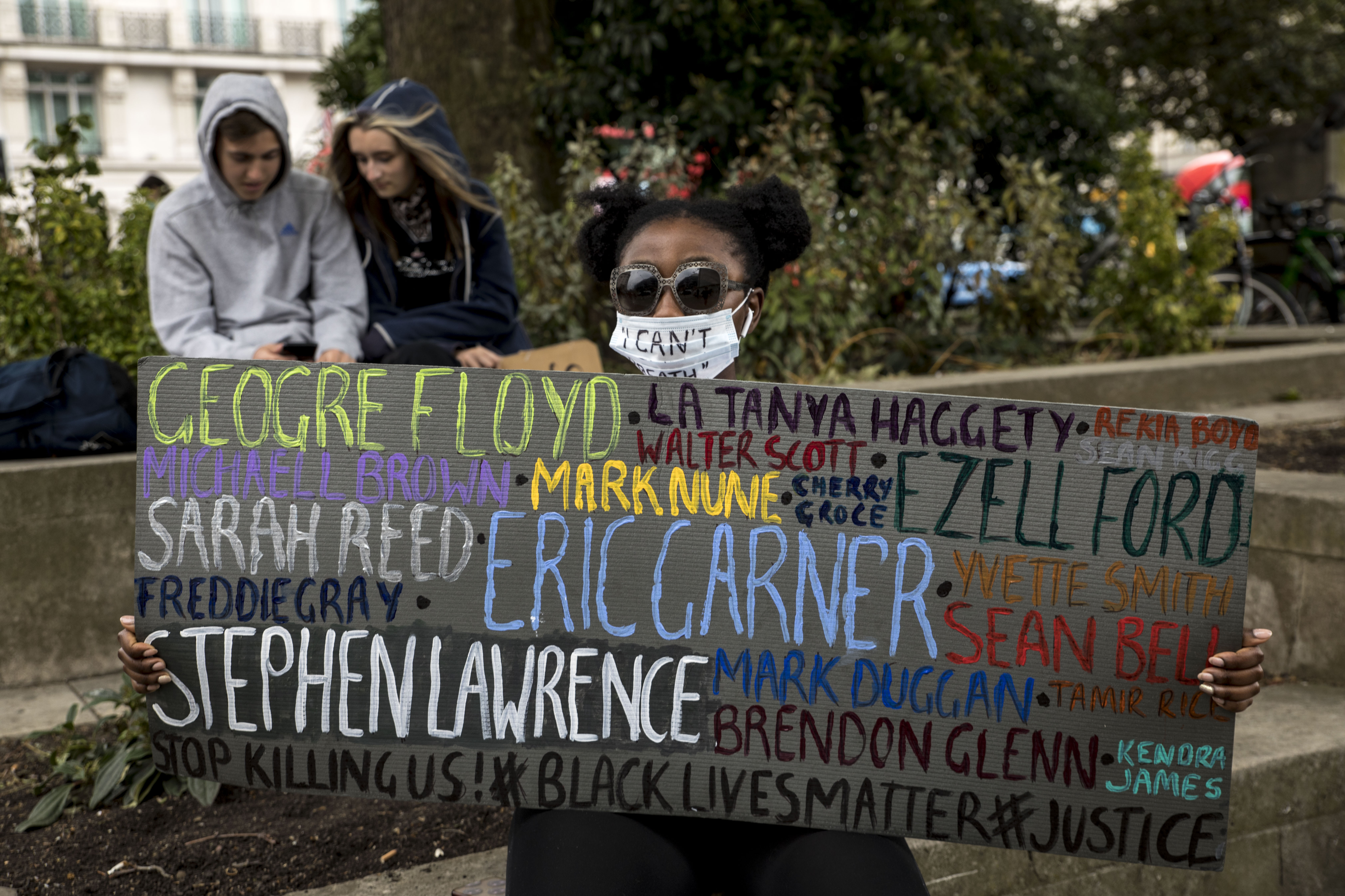 What does black British activism look like in 2020?