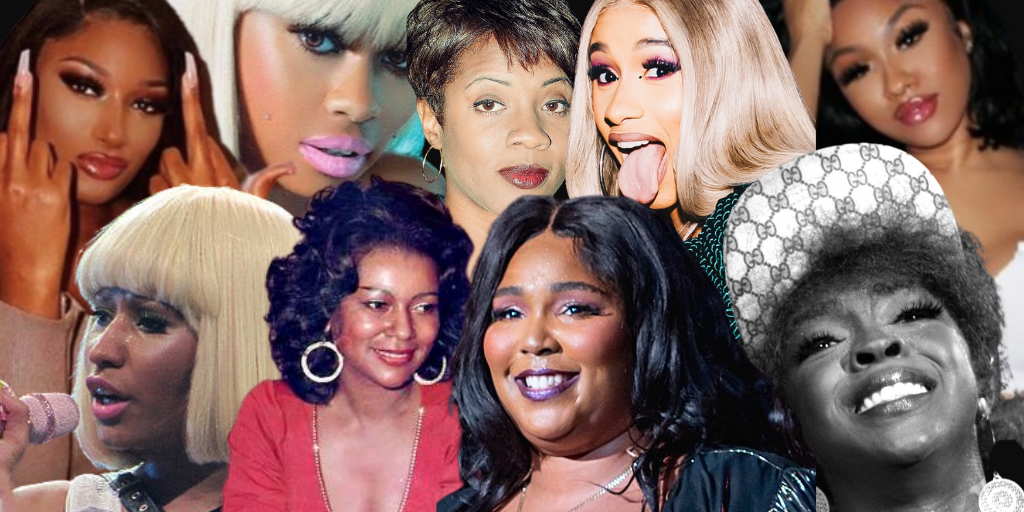 'She must've slept with label executives' and other lies: why women in hip-hop deserve more respect