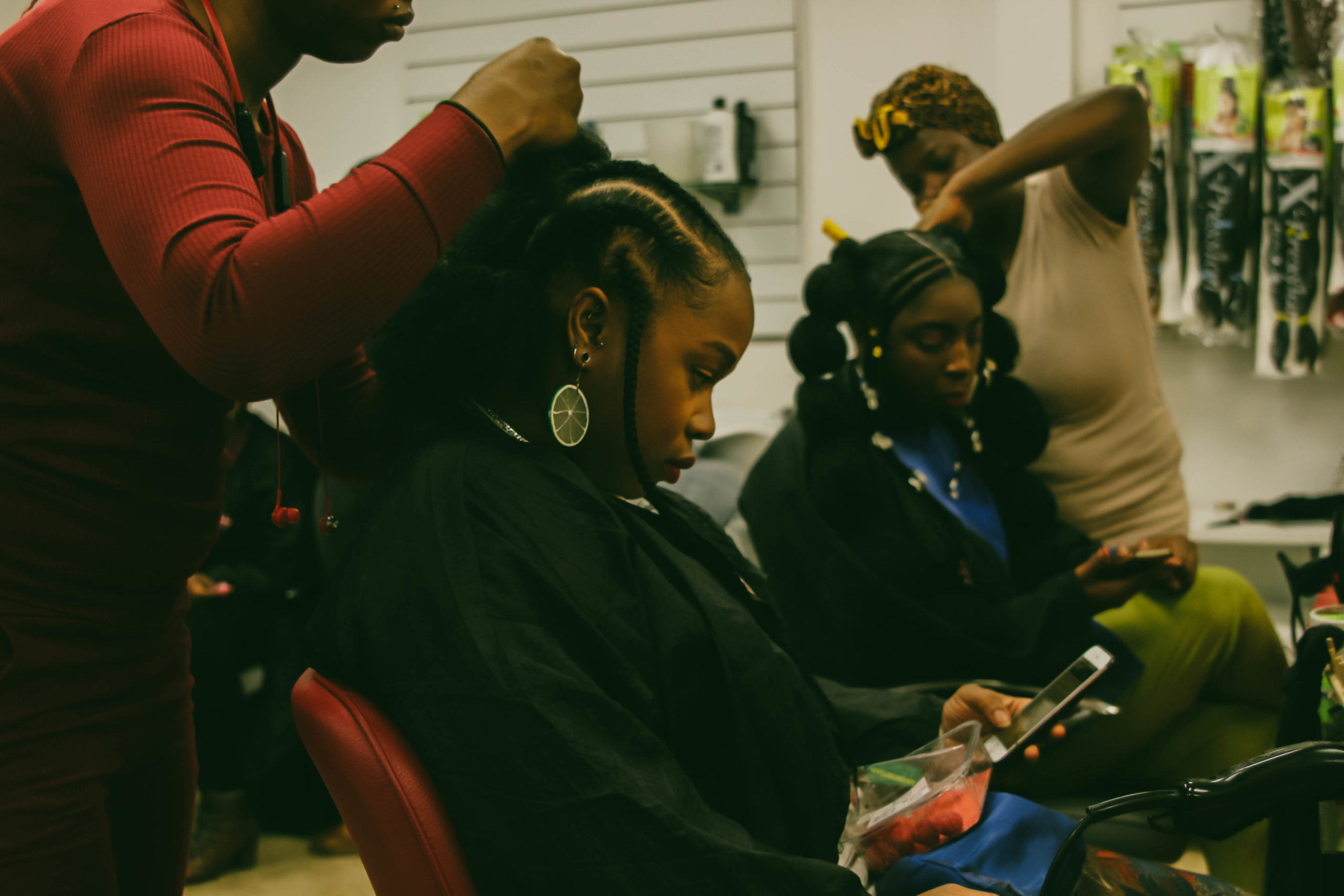 Afro Answers: why braids aren't always a protective style and how to bleach afro hair