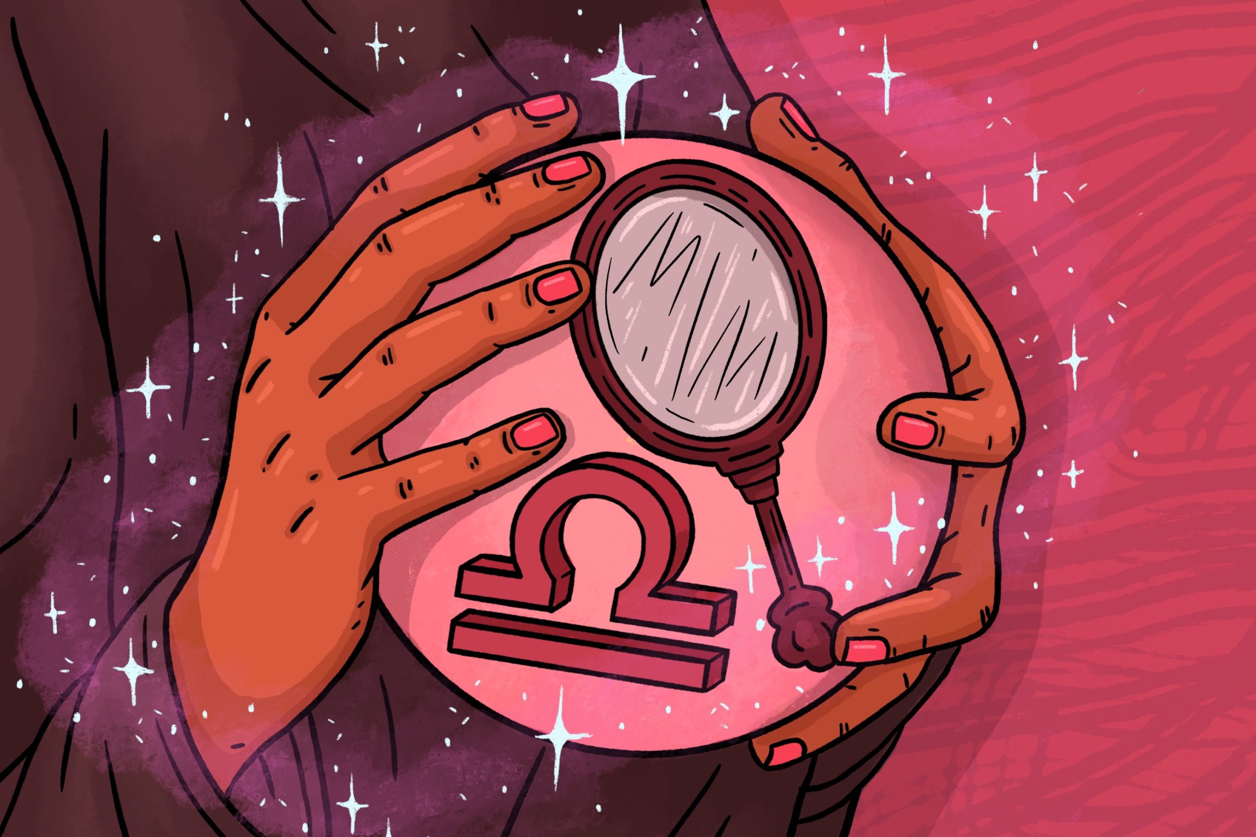 gal-dem monthly horoscopes: renegotiate your relationships this Libra season