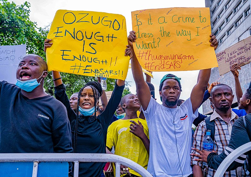 How to support the #EndSARS protests outside of Nigeria