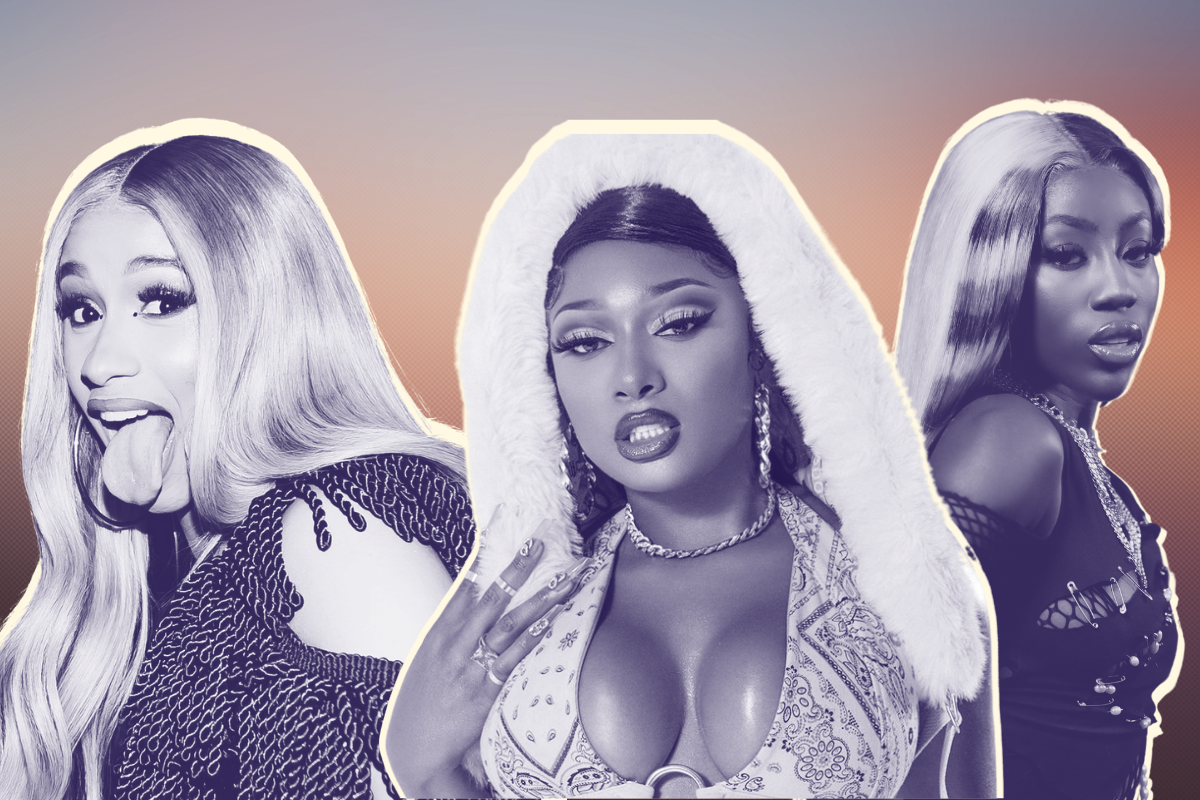 Why women in rap have been the real stars of lockdown