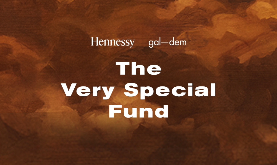 Hennessy & gal-dem launch The Very Special Fund for emerging artists