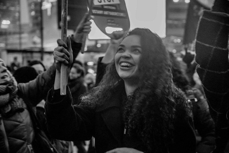 Why I risked my safety to protest against anti-abortion laws as a black Polish woman
