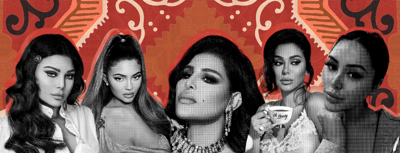 Middle Eastern looks are 'trending', but where does that leave Middle Eastern women?