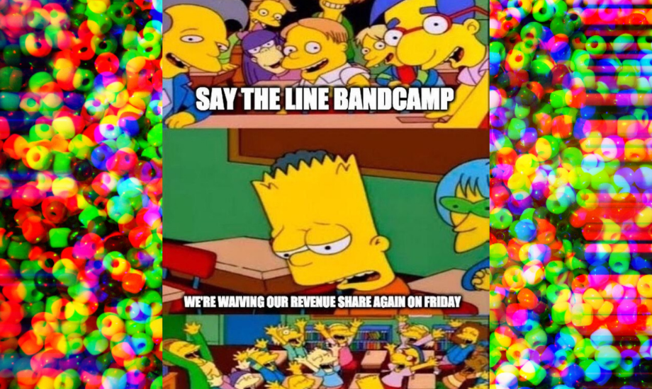 Five on it: another salute to Bandcamp Day