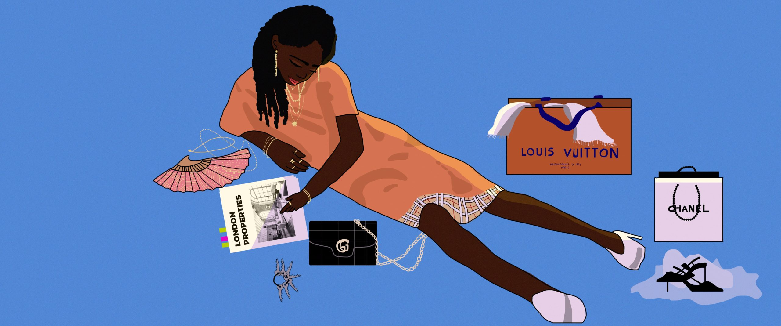 Living lavish: How Black capitalism took over the conversation in 2020