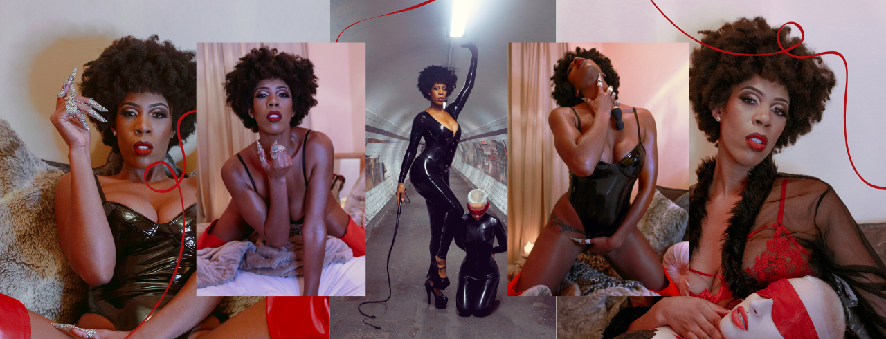 How being a professional Dominatrix gave me sexual liberation