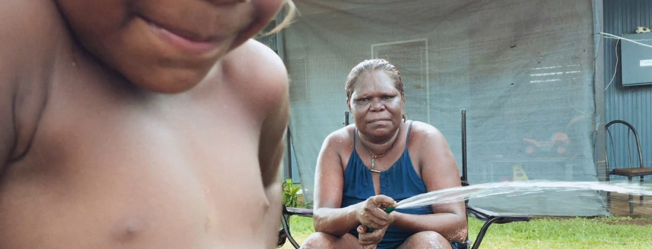 The indigenous Australian collective using films to expose settlers as stealing c*nts